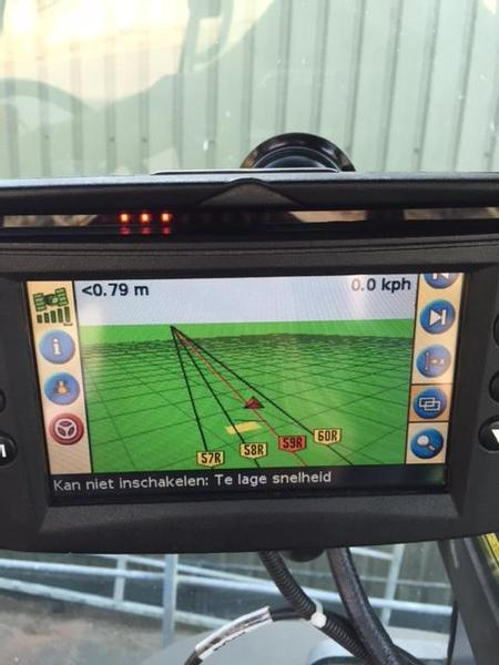 Trimble EZ500 + EZ steer