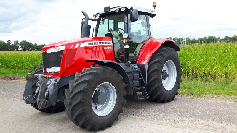 Massey Ferguson 7624 Dyna VT Exclusive