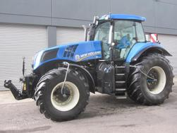 New Holland T8.390 UltraCommand