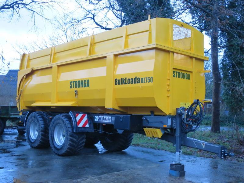 Sonstige / Other Stronga BL 750 2 WT