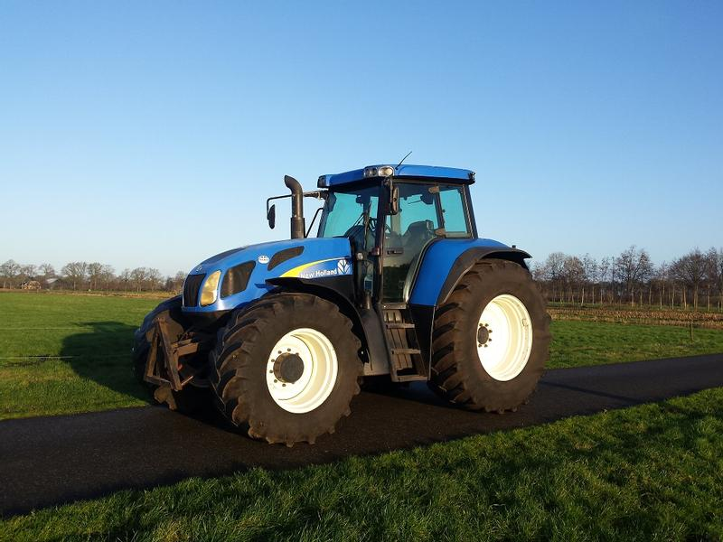 New Holland TVT 170