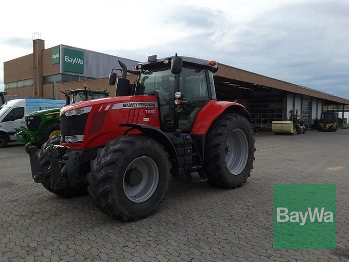Massey Ferguson 7620 Dyna-VT Exclusive