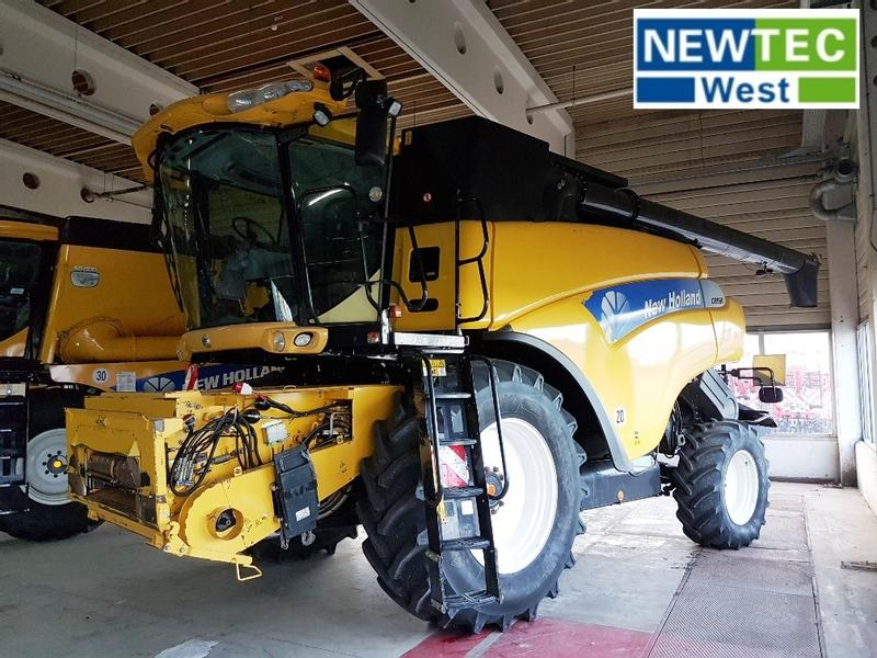 New Holland CR 980 / Rotor