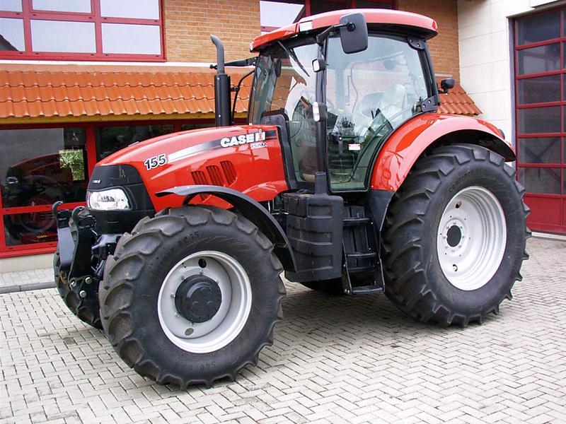 CaseIH tractors by model
