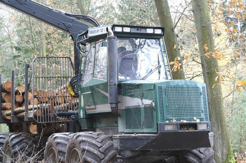 Preuss Forwarder 81/12 V.III