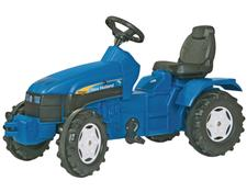 Sonstige 036219 Rolly Toys New Holland TD 5050 mit rollyTrac Lader 12mm Hinterachse