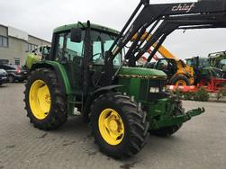 John Deere 6300 Power Quad
