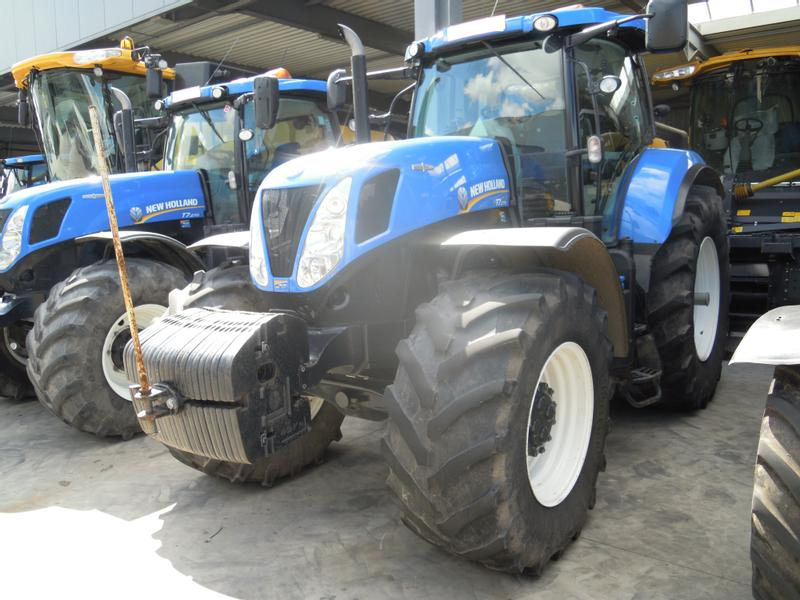 New Holland T7.270 Auto Command CVT