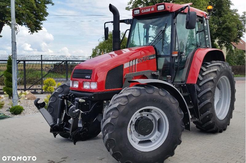 Case IH CS 100 MX