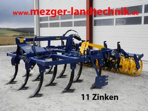 MezTec MG300 Plus, Grubber