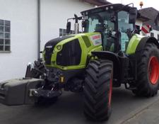 Claas AXION 830 CEBIS CMAT