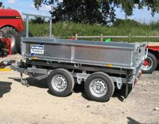 Ifor Williams – Tipping trailer