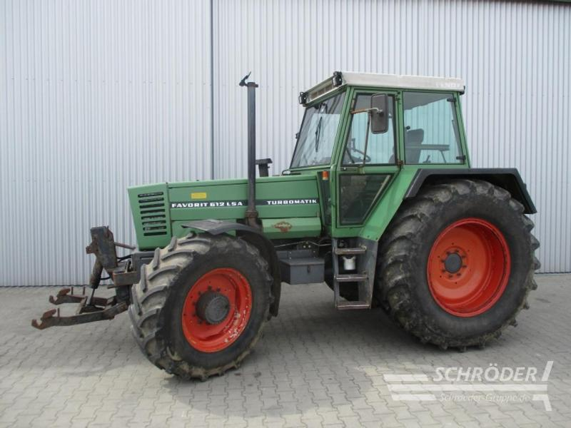 Fendt Favorit 612 LSA