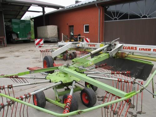 Claas 1550 Twin