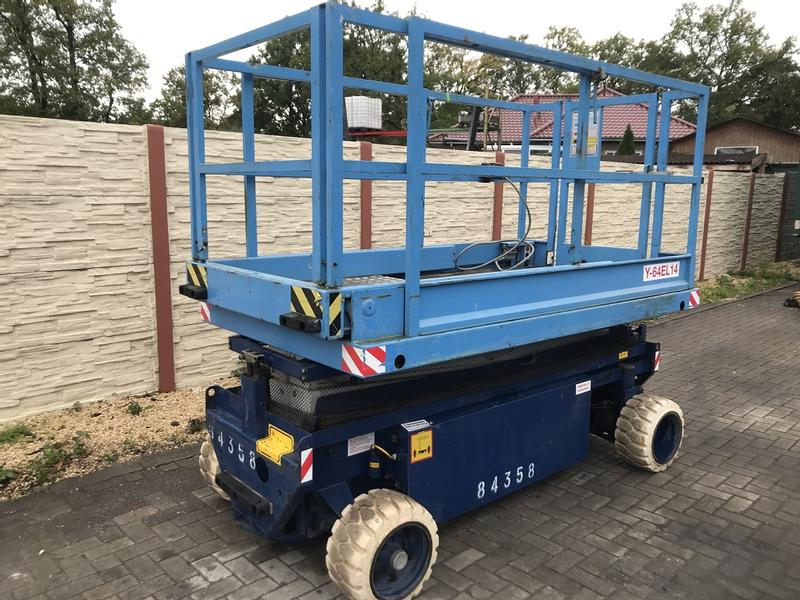 Holland Lift Monostar Y64 EL 14