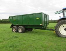 Bailey 12 Ton Agri Dump Trailer