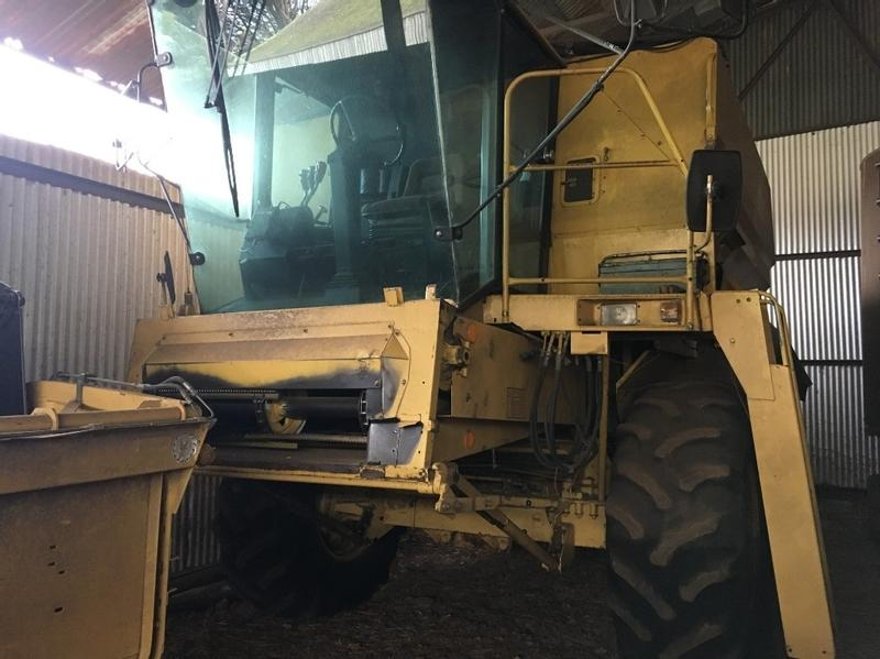 New Holland TX34M Combine