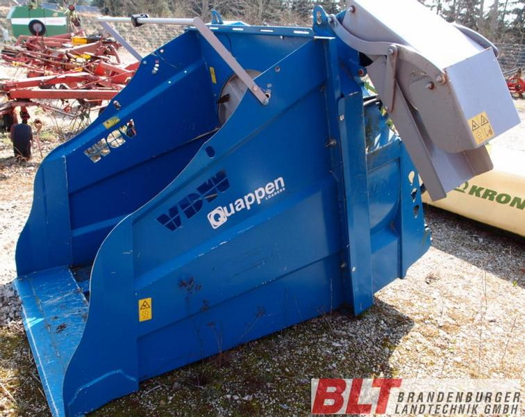 Quappen VDW Loaders SB Mini 110
