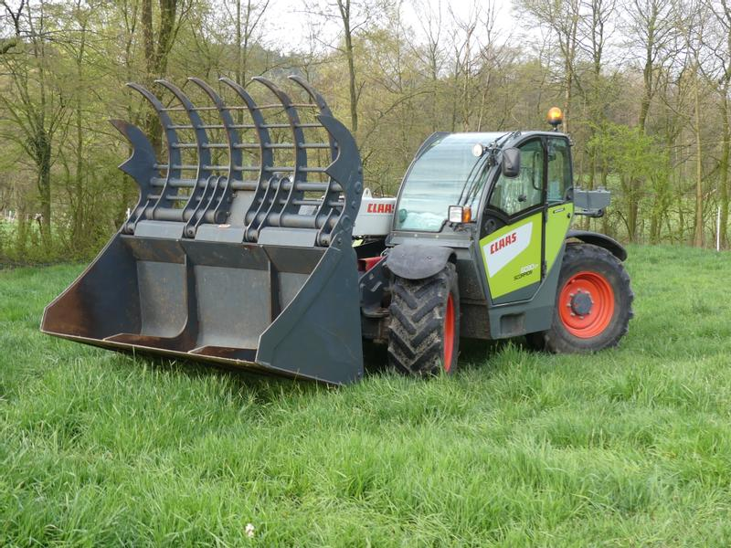 Claas Scorpion 6030 CP Varipower