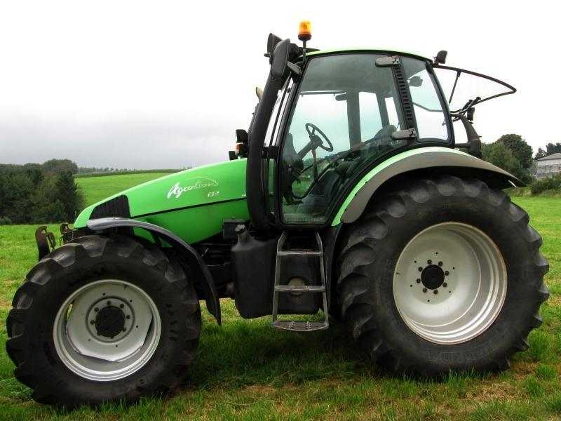 Deutz-Fahr Agrotron 135 Powershift