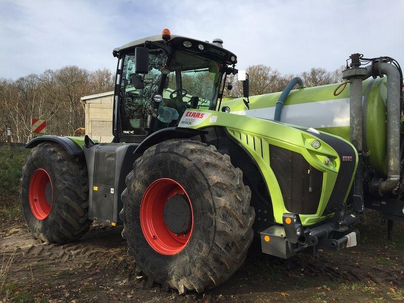 Claas Xerion 4000 Kaweco Double Twin Shift