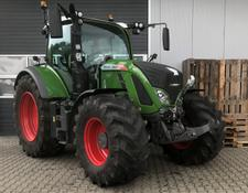 Fendt 724 Vario S4 Profi- Plus- Version