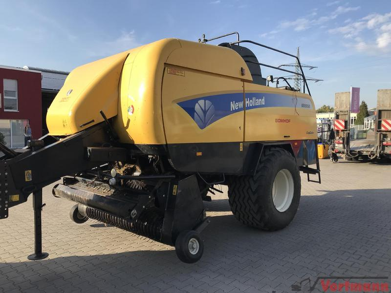 New Holland BB 9060 4RS