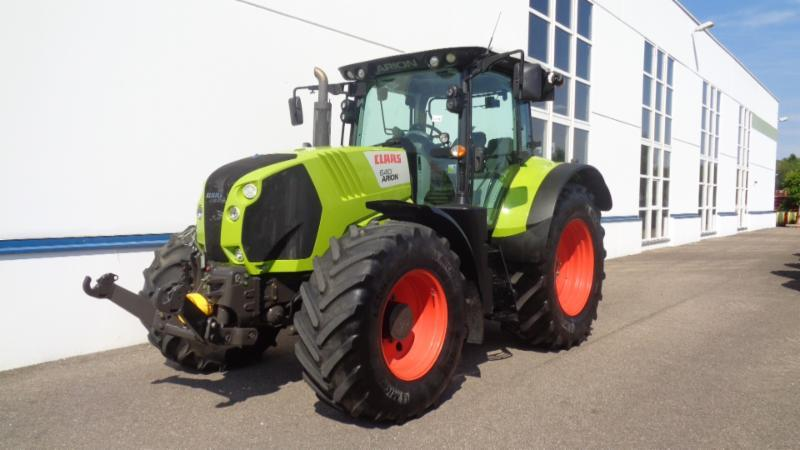 Claas ARION 640 T3b