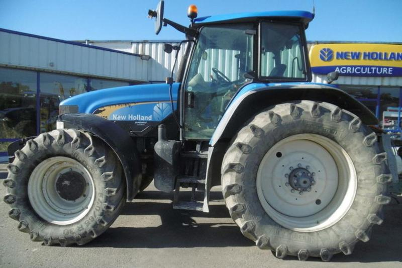 New Holland TM 175 POWER