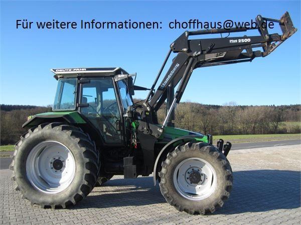 Deutz fahr traktoren gebraucht traktorpool