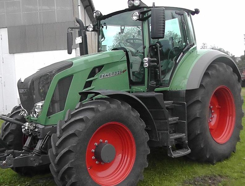 Fendt 828V S4 profi plus