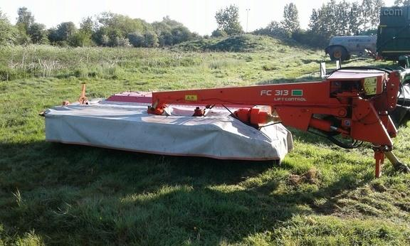Kuhn FC313 Mower Conditioner