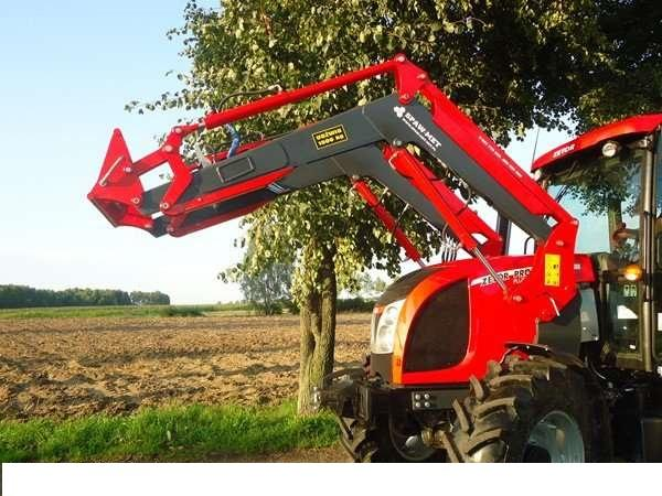 Frontlader Adapter : Farmer frontlader solid incl adapter strong frontlader