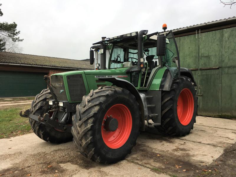 Fendt Fendt Favorit 916 Vario