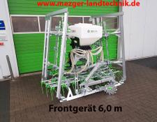 Zocon Greenkeeper 6 (Frontstriegel)