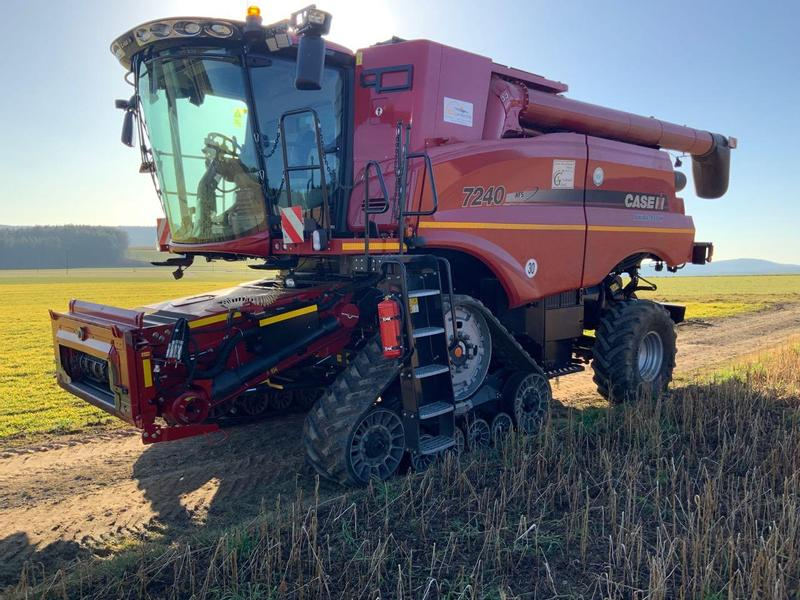 Case IH Axial Flow 7240