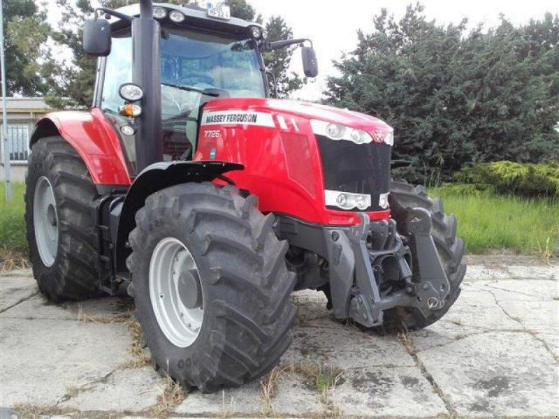 Massey Ferguson MF7726 DYNA-VT EXCLUSIVE TRAKT
