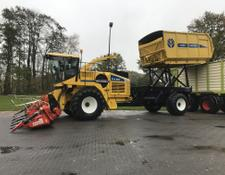 New Holland FX60 Bunkerhakselaar