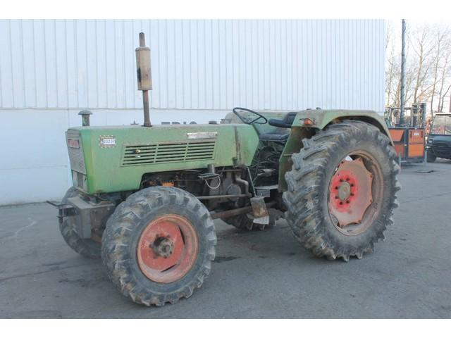 Fendt Farmer 105S Turbomatic 4WD Tractor