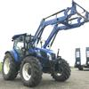 New Holland TD 5.85 mit Frontlader