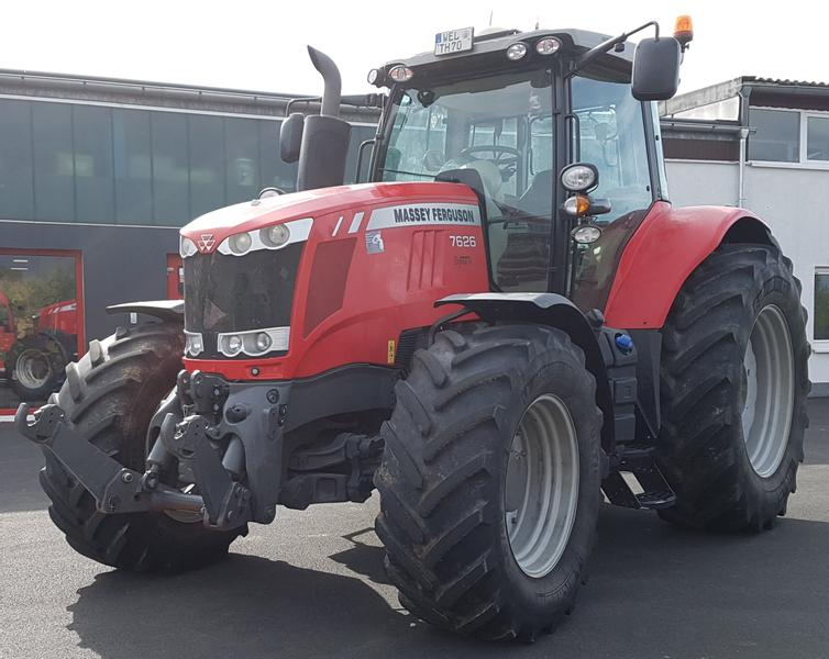 Massey Ferguson 7626 Exclusive