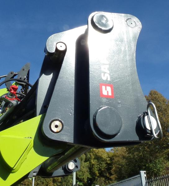 Claas TORION zu SCORPION