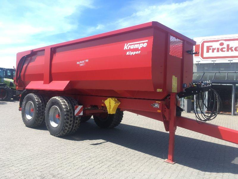 Krampe Big Body 700 Carrier 80 cm / SOFORT LIEFERBAR
