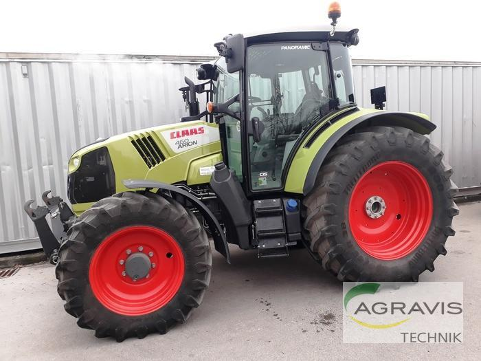 Claas ARION 460 CIS+ TIER 4F