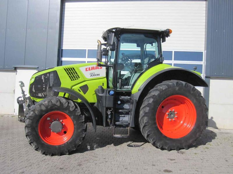Claas Axion 810 C-MATIC 50