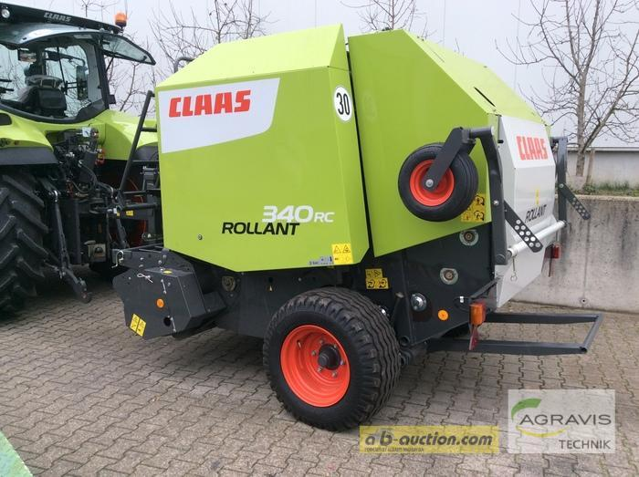 Claas ROLLANT 340 RC