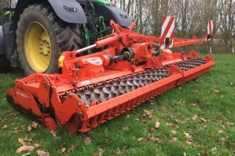 Kuhn HR 5004 POWER HARROW