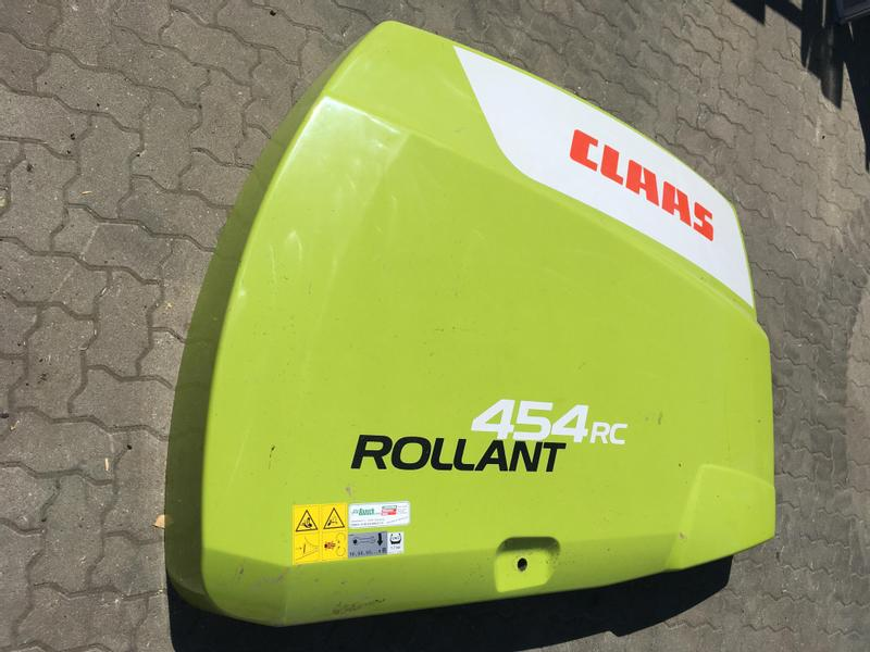 Claas Rollant 454RC