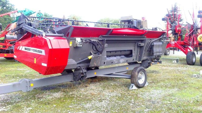 Massey Ferguson MF POWERFLOWSCHNEIDWERK