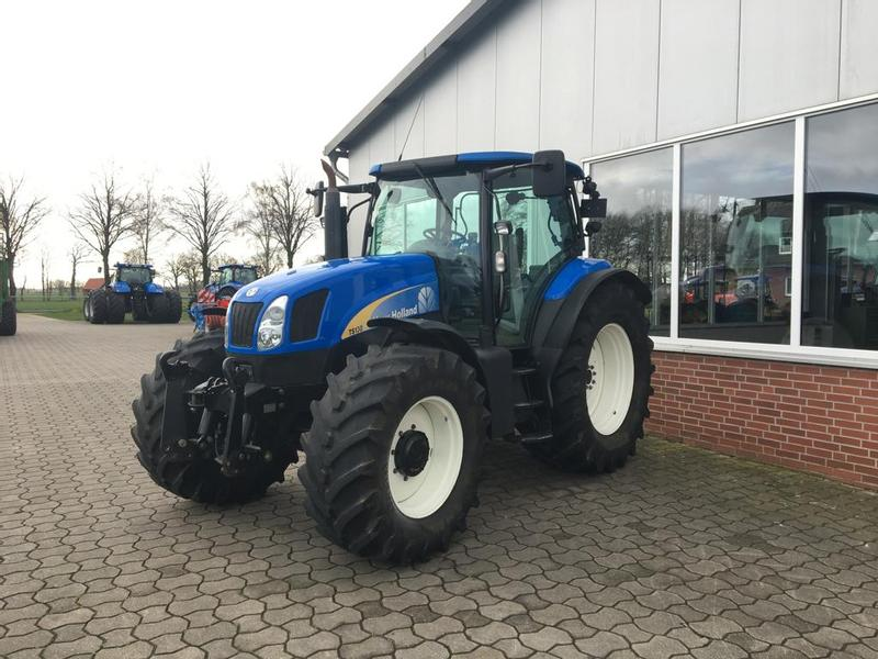 New Holland TSA 130 DELTA